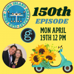 April 19th – It's the 150th episode of the Long Island Breakfast Club Show!